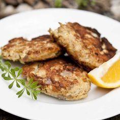Clean Eating Tuna Patties Recipe