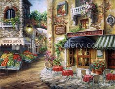 Buon Appetito by Nicky Boehme
