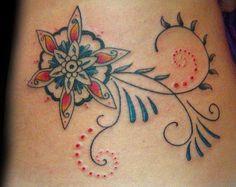 Tatuagens flor de lotus