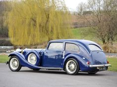 1935 Jaguar SS Airline Sedan - Google Search
