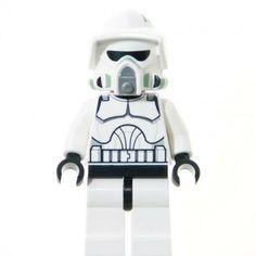 ARF Trooper Set: 7913 - Clone Trooper Battle Pack sw297 (2011)
