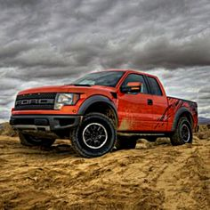 I will own a Ford Raptor!