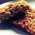 Really Healthy Flapjack (Thermomix) 75g mixed seeds or nuts 125g organic butter 75g unrefined sugar 1 tbsp blackstrap molasses 175g oats 50g dried fruit (cut into small pieces if something large like dried apricots)