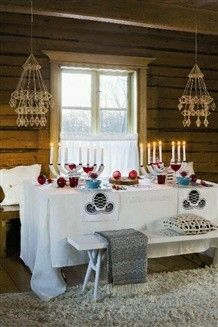 Norwegian Christmas, Christmas Mood, Modern Christmas, Scandinavian Christmas, Scandinavian Interior, Scandinavian Design, Swedish Design, Christmas Table Settings, Christmas Tables