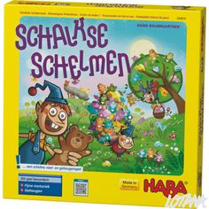 Schalkse Schelmen uitgeverij: HABA plaatskenmerk:  G24