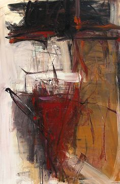 Tom Lieber Red Tail, 2014   Oil on Canvas   36 x 24 Inches