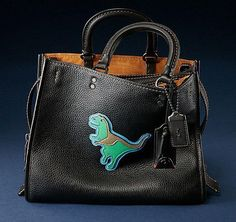 Coach Rogue 36 Bag In Glovetanned Pebble Leather