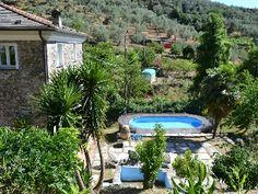 Levanto villa rental - il mulino and his garden