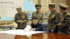 War is Peace uitleggen adhv de oorlogstaal van Noord-Korea in 2013.