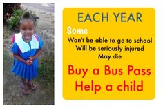 School Bus Pass Service by Lisa Jarvis - GoFundMe