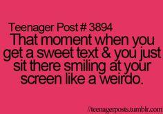 always happens :)