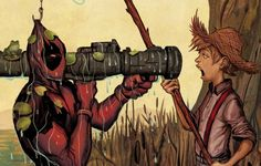 Batman faces a real death in the family in This Week's Comics Dead Pool, Saga, Hawkeye Comic, Header Image, Story Arc, Going Insane, Bat Family, Marvel Universe, Marvel Dc