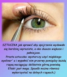 Notice: Undefined variable: desc in /home/www/weselnybox.phtml on line 23 Beauty Makeup Tips, Makeup Inspo, Beauty Secrets, Eye Makeup, Beauty Hacks, Hair Makeup, Hair Beauty, Face Care, Body Care
