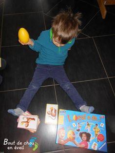 Jeu de société pour enfant de 3 ans