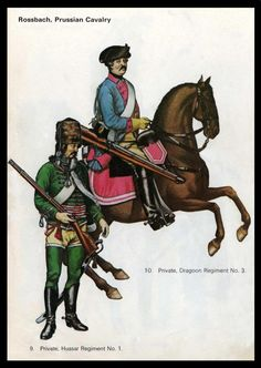 Prussian Cavalry Rossbach