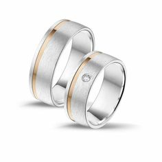 Silver Rosé Gold, Tresor, Silver Rosé Gold Four, Silver Roses, Rose Gold, Wedding Rings, Engagement Rings, Beautiful, Jewelry, Enagement Rings, Jewlery, Jewerly