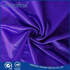 Tricot fabric for sports short