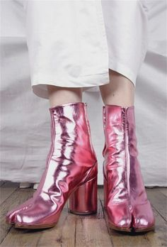 If I owned these, I would wear them every single day of my life (by Maison Martin Margiela.)