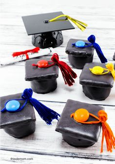 Fun Graduation Caps