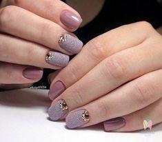 Winter Nails Designs - My Cool Nail Designs Purple Nail Art, Purple Nail Designs, Cool Nail Designs, Acrylic Nail Designs, Acrylic Nails, Coffin Nails, Acrylics, Lavender Nails, Square Nail Designs
