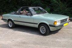 Ford Taunus Cabrio