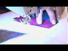 ▶ BERNINA: Crazy Patchwork - YouTube