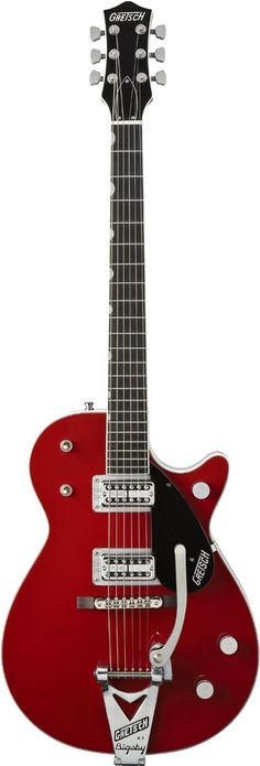 Would love one of these Gretsch Power Jet Firebirds (so I could pretend to be Niel Finn).