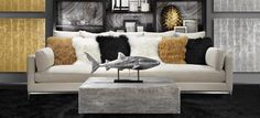 Stylish Home Decor & Chic Furniture At Affordable Prices   Z Gallerie Silver and Gold