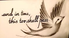 this tattoo would seriously have so much meaning to me, with everything I have gone threw with my parents and how long it has and is taking me to forgive, in time though it to shall pass.