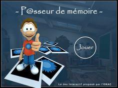 Passeurs de mémoire : un jeu sérieux sur la Guerre 14-18 : http://onac.paraschool.com/