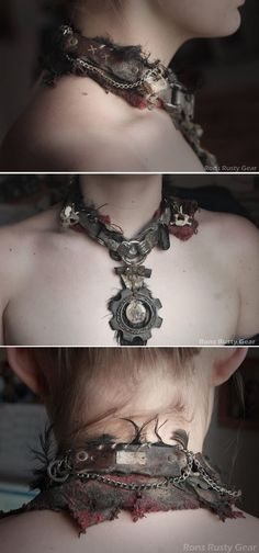 wasteland necklace - rons rusty gear https://www.facebook.com/RonsRustyGear?fref=photo