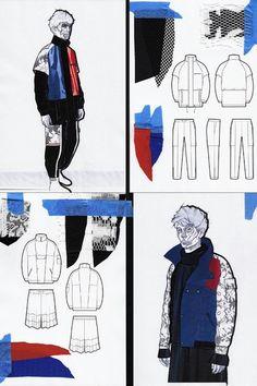 2 014 последний год Иллюстрация | Университет визуальной портфолио Вестминстера | BOF Карьера | Бизнес моды