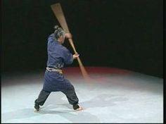 Uechi-ryu Seijun no bo kata