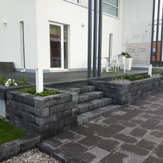 Terrace Design, Terrace Ideas, Garden Ideas, Outdoor Living, Outdoor Decor, Outdoor Settings, Outdoor Projects, Sunroom, Bonsai