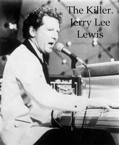 Jerry Lee Lewis performed with the Snearly Ranch Boys at the Cotton Club in West Memphis prior to cutting his first record at SUN records. Jerry Lee Lewis, Rock And Roll, Old Rugged Cross, Country Music Stars, Country Singers, Gospel Music, Amazing Grace, Famous Faces, Musical