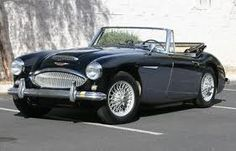Austin Healey. Beautiful, beautiful car!!
