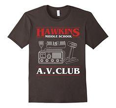Stranger Things Gifts, Club Shirts, Nice Tops, Large Black, Mens Tops, T Shirt, Supreme T Shirt, Tee Shirt, Tee