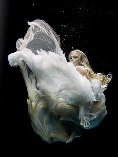Underwater photography love x