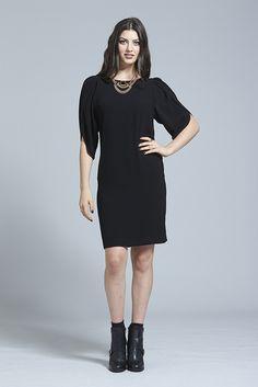 Power Play Dress Play Dress, Dress Making, Women Wear, High Neck Dress, Shirt Dress, Winter, Sleeves, How To Wear, Shirts