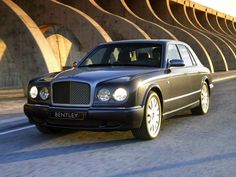 2009 Bentley Arnage Wallpaper