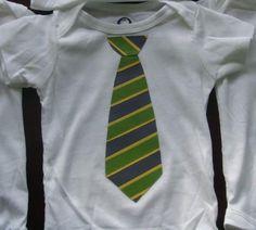 Neck Tie Applique Pattern Template