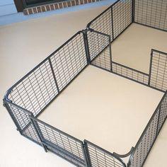 Fab System Add-on Room Welping Box, Dog Whelping Box, Pig Habitat, Dog Nursery, French Dogs, Dog Wash, Dog Rooms, Shih Tzu Puppy, Dog Crate
