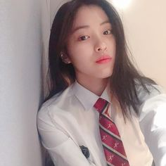 Find images and videos about itzy and ryujin on We Heart It - the app to get lost in what you love. Kpop Girl Groups, Korean Girl Groups, Kpop Girls, Korean Princess, Rapper, Girl Crushes, School Uniform, New Girl, K Idols