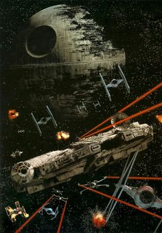 Battle of Endor #starwars
