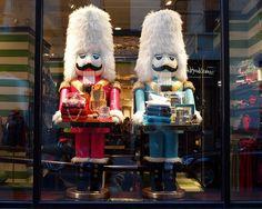 WONDER Holiday Window Display, SoHo, New York City | Flickr - Photo ...