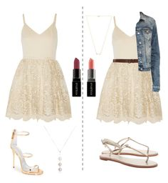 """""""1: formal or 2: casual?"""" by zdecker ❤ liked on Polyvore featuring Alice + Olivia, Giuseppe Zanotti, Abercrombie & Fitch, Mavi, Wanderlust + Co and Smashbox"""