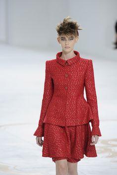 Parys Modeweek Herfs/Winter 2014   Chanel
