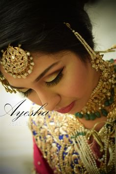 Hair and Makeup Artist and Stylist Ayesha AK Info & Review   Best Bridal Makeup in Hyderabad   Wedmegood