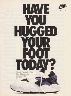 Nike shoes Nike roshe Nike Air Max Nike free run Women Nike Men Nike Chirldren Nike Want And Have Just ! Nike Poster, Michael Kors Outlet, Vintage Nike, Vintage Ads, Vintage Posters, Anuncio Nike, Nike Huarache, Just Do It, How To Find Out