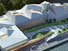 Guggenheim Museum, Helsinki, Finland